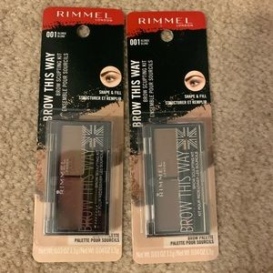 Rommel 001 Blonde Brow this Way Lot 2